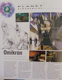 Omikron PS1 article