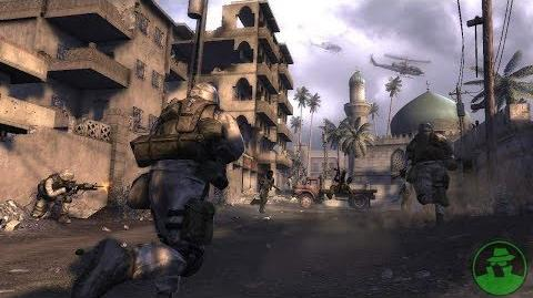Six Days in Fallujah - All gameplay footage -Cancelled Game-