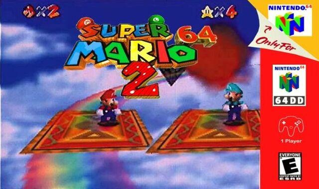 File:Super Mario 64 2 Boxart.jpg
