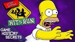 The Simpsons Hit & Run's Lost Sequel + Fun Facts - Game History Secrets