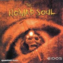 Omikron - The Nomad Soul Coverart
