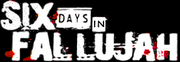 Logo of Six Days in Fallujah