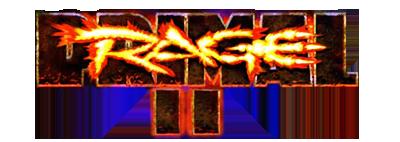 File:Primal Rage II Logo.png
