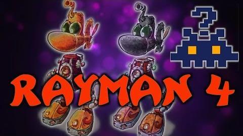Rayman 4 - Unseen64