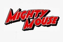 Mighty Mouse 2013 Logo