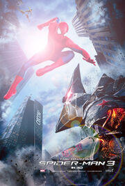The Amazing Spider-Man 3 - British movie poster 2