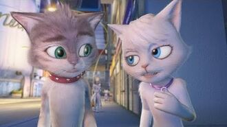Cat Tale original trailer HD , 2007 canceled film from Imagi Studios