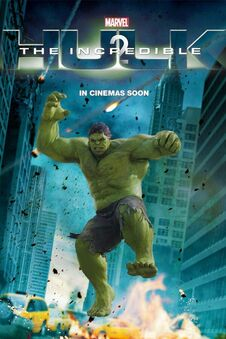 The Incredible Hulk 2 alternate