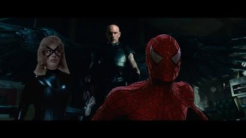 Spider-Man 4 Directed By Sam Raimi Trailer