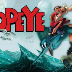 Popeye (2016 animated film) | Cancelled Movies  Wiki