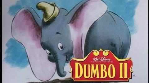 Dumbo II - 2001 Behind-the-Scenes Trailer-0