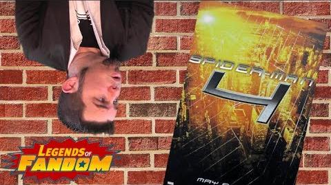Legends of Fandom Spider-man 4