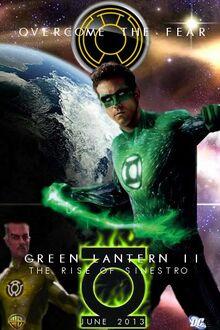 Green lantern 2 poster by paulrom d3kdgrk-fullview