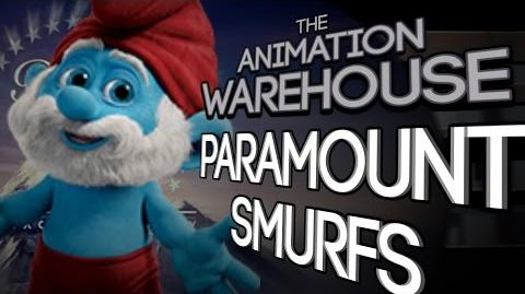 The Smurfs (Paramount Pictures and Nickelodeon Movies Version)