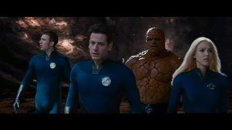 Fantastic Four 3 The Negative Zone Trailer