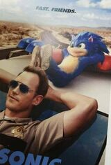 Sonic The Hedgehog (Sony Pictures)