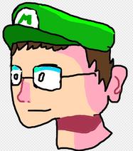 BarkerTheMark Portrait
