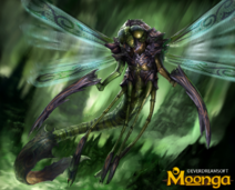 Insectoid Dragon