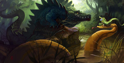 Moar crocodiles