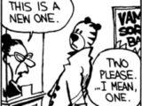 Calvin's Movies