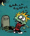 Zombie Calvin 2