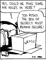 C&H Box of Secrecy