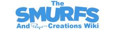 Smurfs-Wiki-wordmark