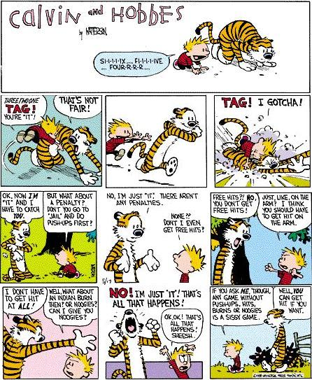 Sunday comics  The Calvin and Hobbes Wiki  FANDOM powered by Wikia