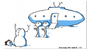 Snowman- Aliens