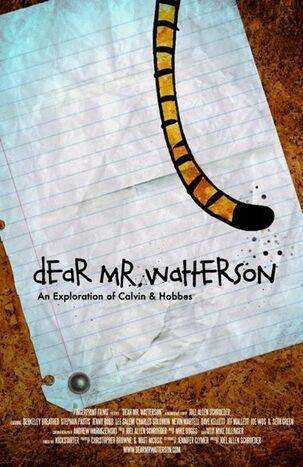 389px-Dear Mr. Watterson