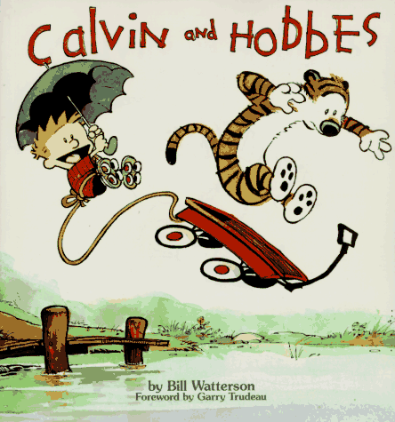 last calvin and hobbes