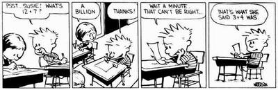 Math Mishap