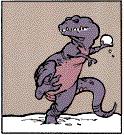 Tyrannosaurus Unnamed 2