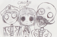 Candle cove by violinboy18