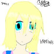 Janice anime candle cove by kamlim13-d6zmx72