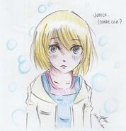 Janice from candle cove by okamioni san