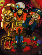 Candle cove by olivcater-d6k3dl4