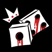 Kings dice flag