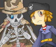 Candle cove by impnana