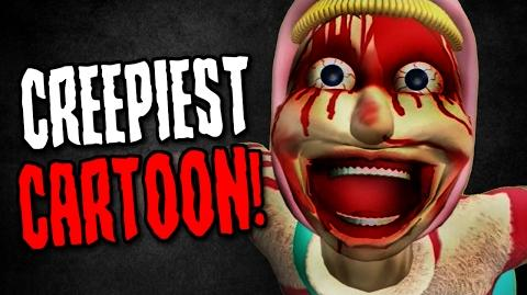 The MOST DISTURBING KIDS Cartoon Anime Ever - Popee the Performer Review