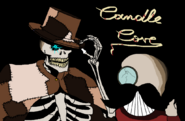 Candle cove by scarygermangirl