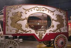 Circus Museum - Steam Calliope
