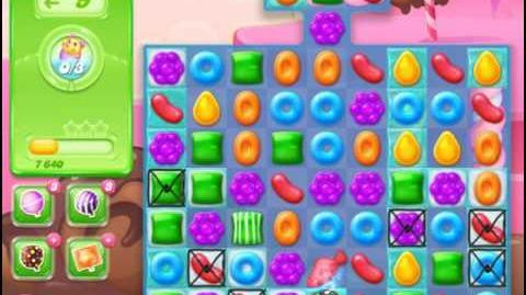 Candy Crush Jelly Saga Level 67 Hard Level NO BOOSTER