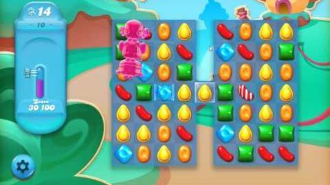 Candy Crush Jelly Saga Level 10-0