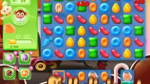 Candy Crush Jelly Saga Level 390 - NO BOOSTERS