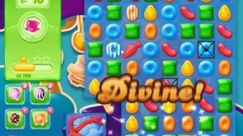 Candy Crush Jelly Saga Level 421 - NO BOOSTERS