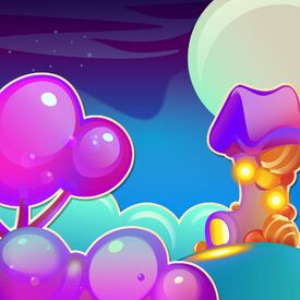 Bubblegum Dream background