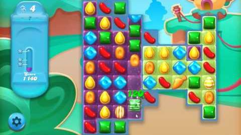 Candy Crush Jelly Saga Level 7-0
