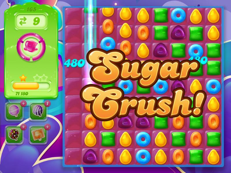 Sugar Crush Candy