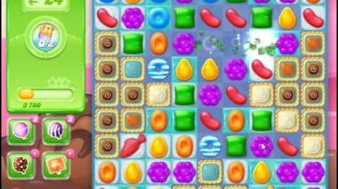 Candy Crush Jelly Saga Level 66 NO BOOSTER